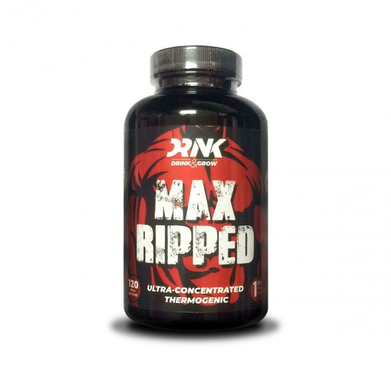 MAX RIPPED 120caps