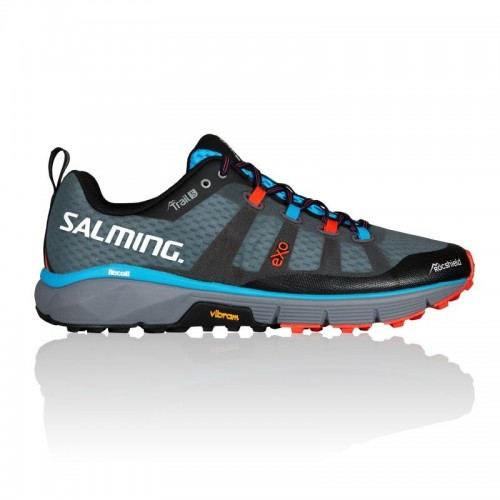 SALMING TRAIL 5 - MEN Grey/Black