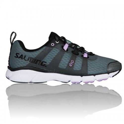 SALMING ENROUTE2 - WOMEN Grey/Black