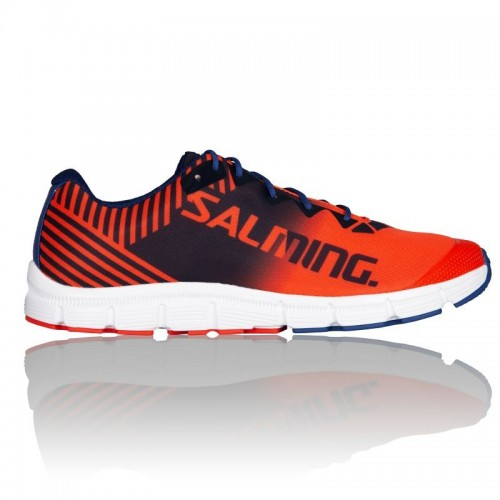 SALMING MILES LITE - MEN Orange/Blue