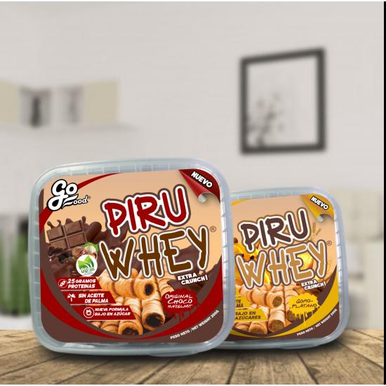 Piru Whey® - Go Food