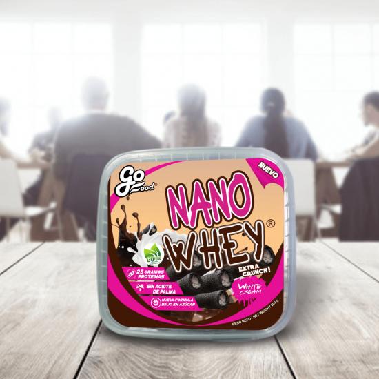 Nano Whey® - go food