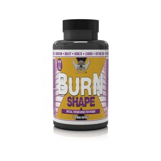Burn Shape
