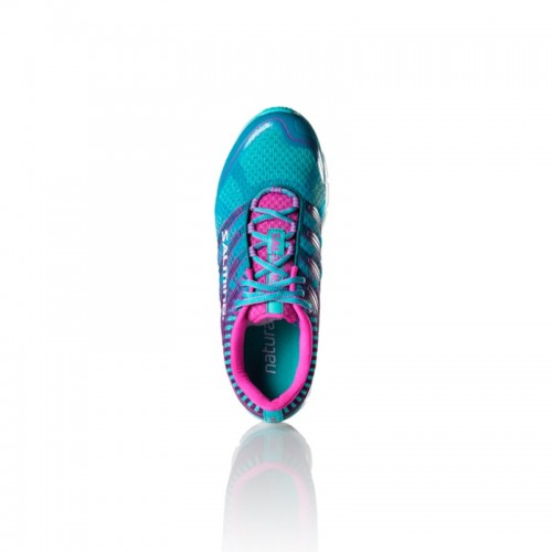 SALMING MILES CERAMIC GREEN/AZALEA PINK - WOMEN