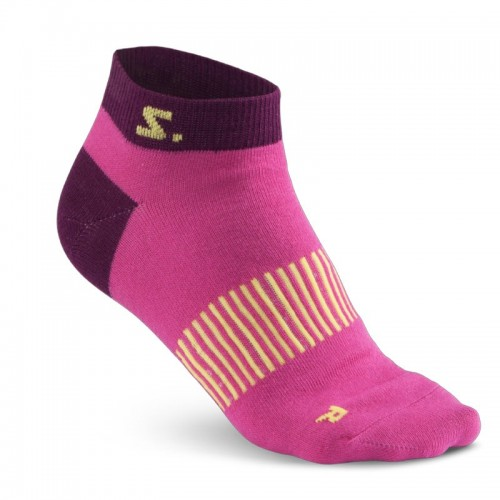 SALMING ANKLE SOCK 3-PACK DIVA PINK/MIXED