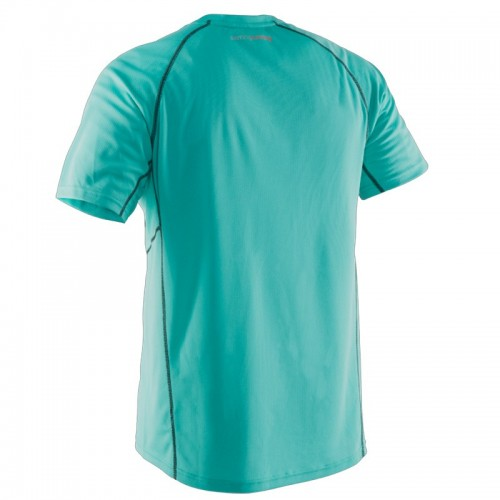 SALMING SHORT SLEEVE TEE Ceramic Green/Black
