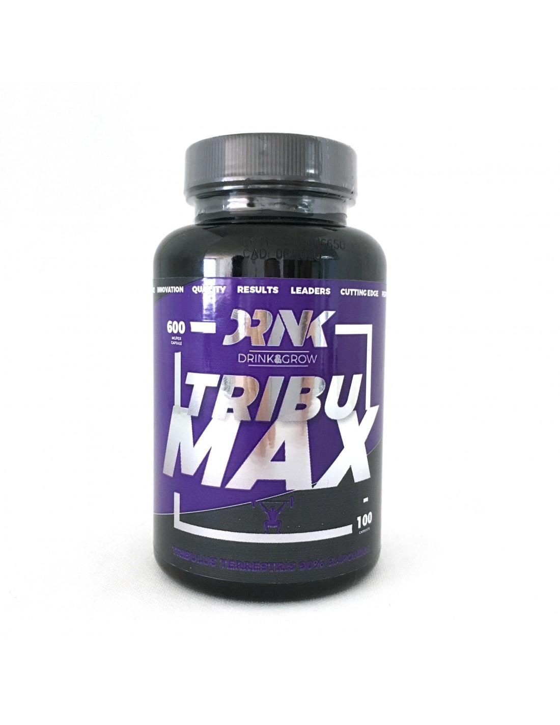 Tribu MAX 100 capsules - DRINK&GROW - Buy Muscle