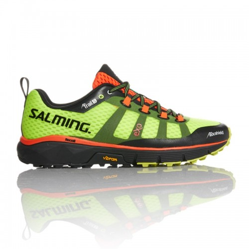 SALMING TRAIL 5 - MEN FLUO YELLOW